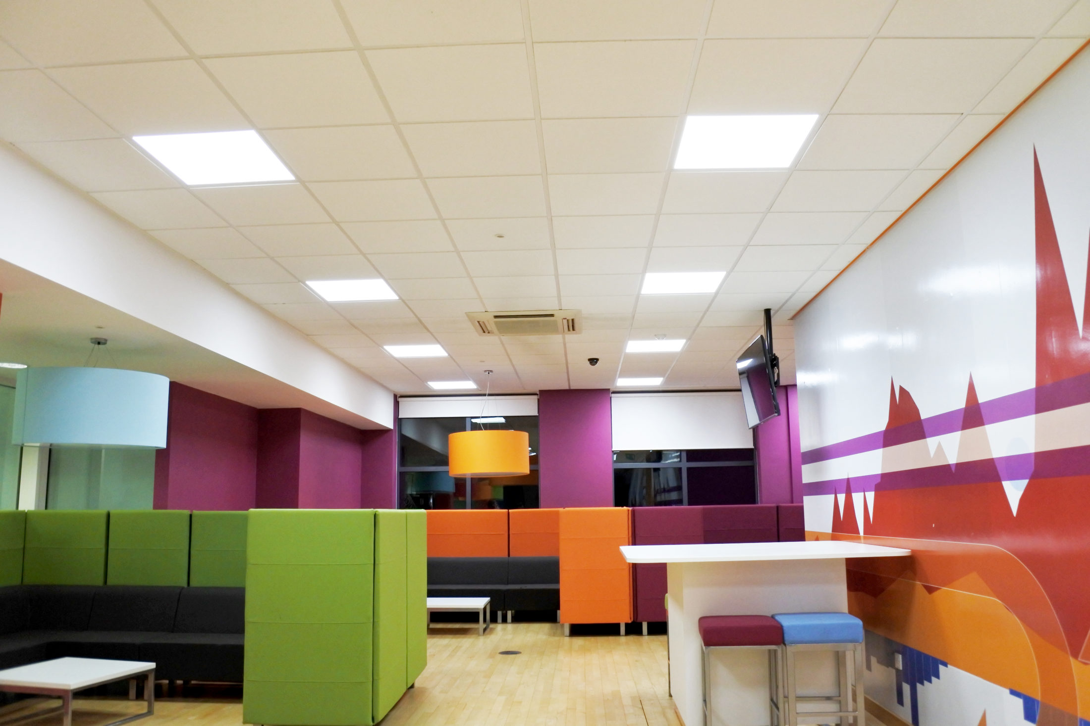 We identified the energy saving opportunities available to First Utility for a commercial led refit and a trial demonstrated this. Click to read.